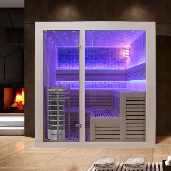 eo spa sauna e1213c licht pijnboom 180x160 cm 9kw cilindro bestelt u voordelig online. Black Bedroom Furniture Sets. Home Design Ideas
