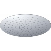 UFO Luxe hoofddouche rond 400 mm. Ultra plat chroom