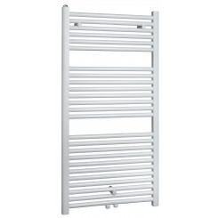 Elara sierradiator wit 1185x450 mm. m/o aansluiting