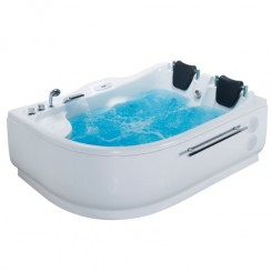 EAGO Whirlpool AM124JDTSZ 180x120 cm. links