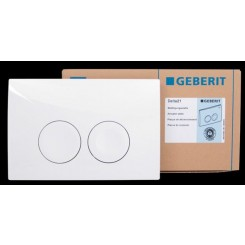 Geberit Delta 21 glans wit