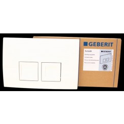 Geberit Delta 50 glans wit