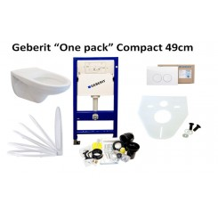 Geberit One pack compact